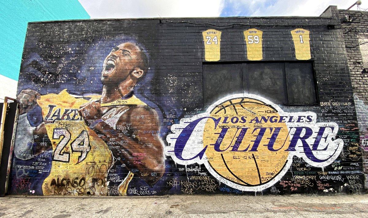 Sen gideli her şey berbat Kobe Bryant… Bugün tam 1 yıl oldu