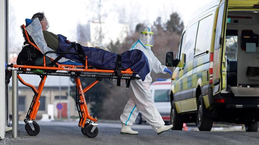 Çekya'da OHAL 28 Mart'a kadar uzadı