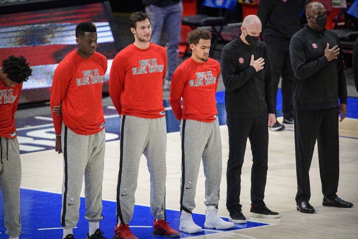 NBA'de ABD Ulusal Marşı tartışması! 'Onlara saygı duymayı amaçladık'