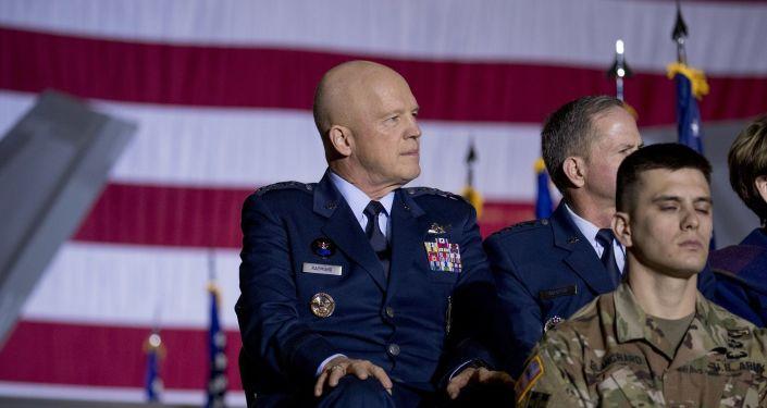 ABD Uzay Komutanı Raymond: Rusya'nın uzaydaki imkanları Washington'da endişe yaratıyor