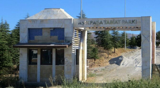 CHP'li belediyeye vermediler 10 milyonluk park ortada kaldı