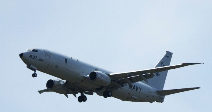 ABD'den Hindistan'a 2.42 milyar dolar değerinde P-8I tipi keşif uçağı satışına onay