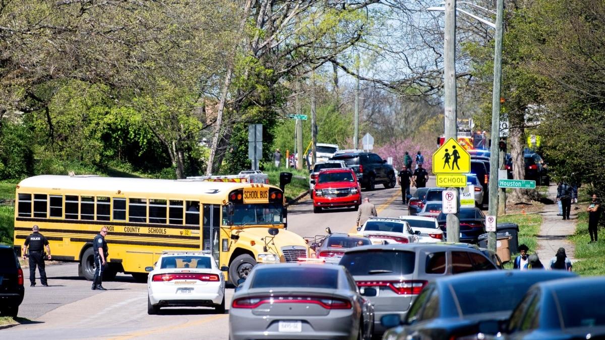 ABD'nin Tennessee Eyaletindeki Lisede Silahlı Saldırı