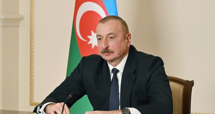 Aliyev, Blinken'e Biden'ın 1915 olaylarıyla ilgili açıklamasından duyduğu rahatsızlığı iletti