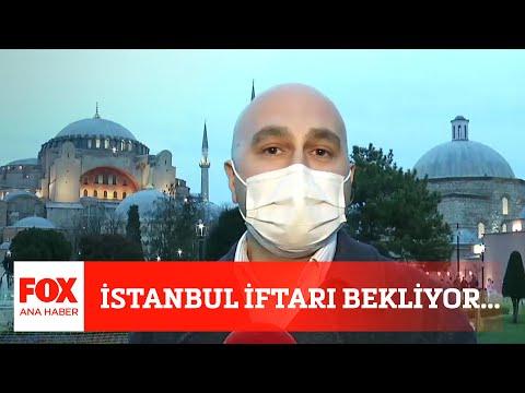 İstanbul iftarı bekliyor… 13 Nisan 2021 Selçuk Tepeli ile FOX Ana Haber
