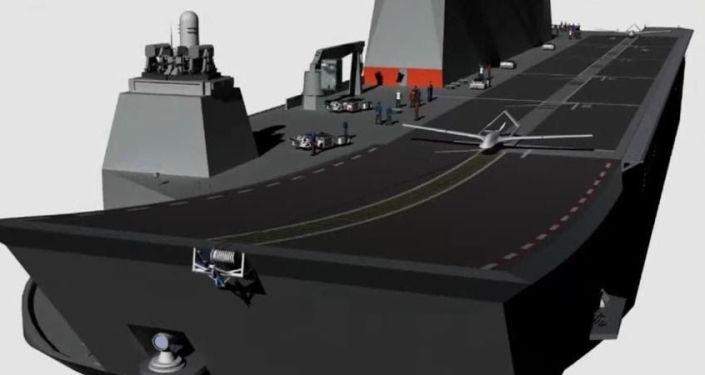 Forbes: Türkiye, TCG Anadolu'yu dünyanın ilk gerçek drone uçak gemisi yapacak