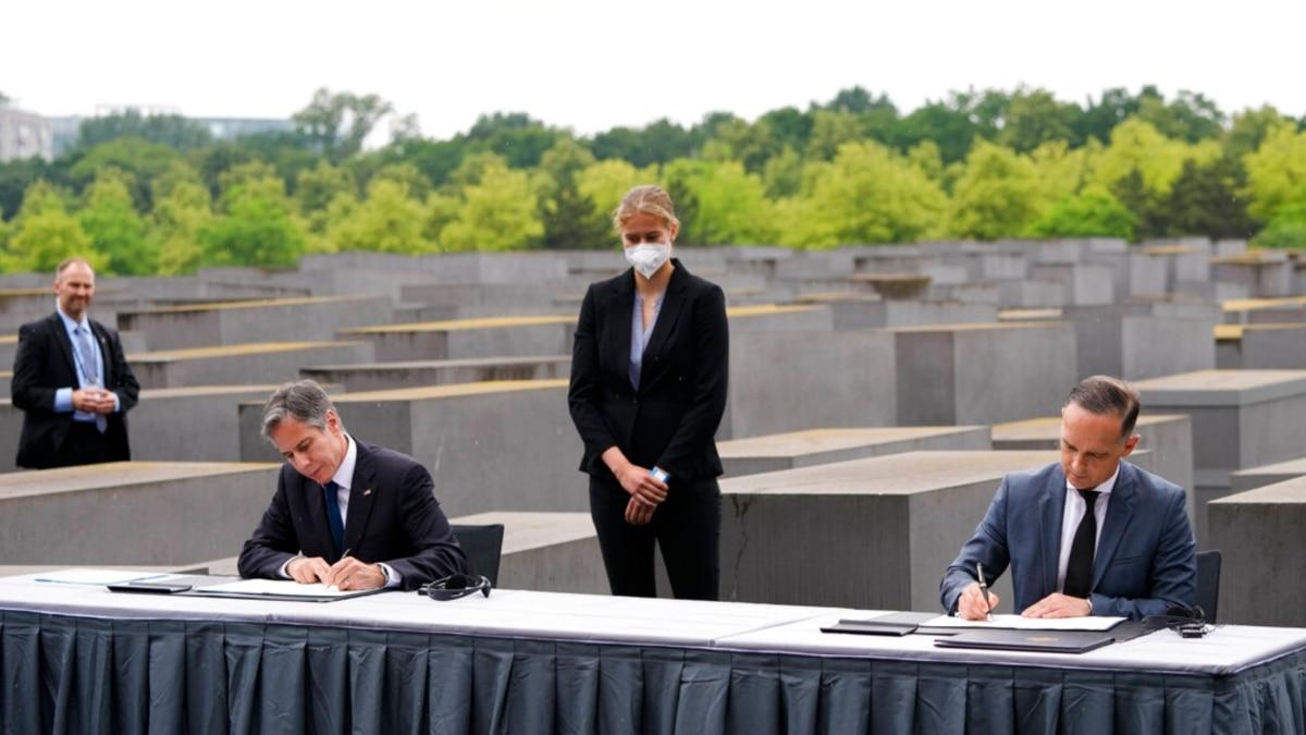 ABD ve Almanya'dan 'Yahudi Karşıtlığıyla Ortak Mücadele' Anlaşması