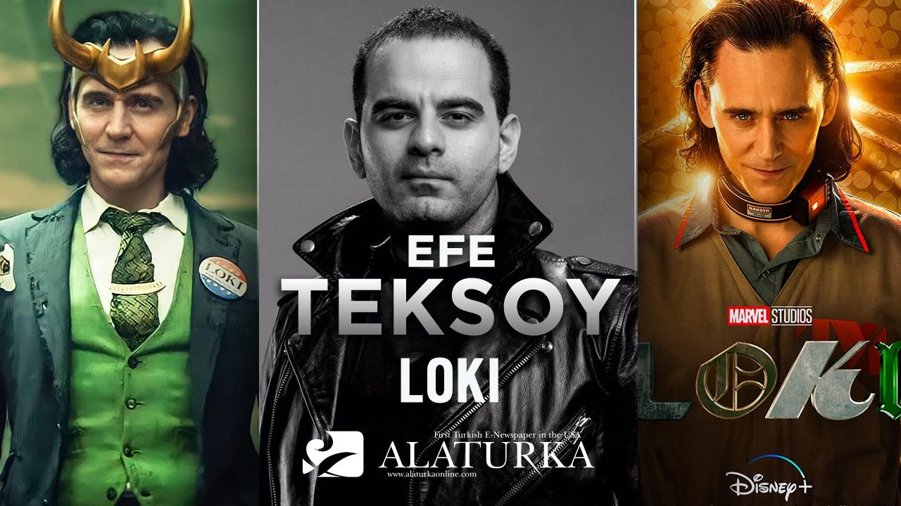 """Sinema Yazarı/Film Eleştirmeni Efe Teksoy Yazdı, Kıyametin Gölgesinde Bir Hedonistin Zaman Paradoksu, """"Loki"""""""