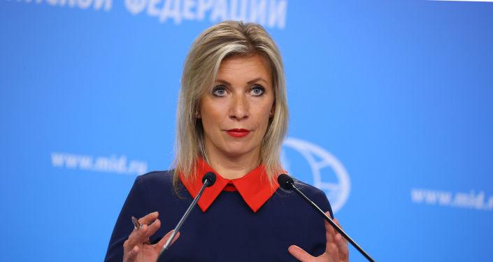 Zaharova: ABD, Haiti Devlet Başkanının öldürülmesinin ardından ülkenin iç siyasetine aktif şekilde müdahale ediyor
