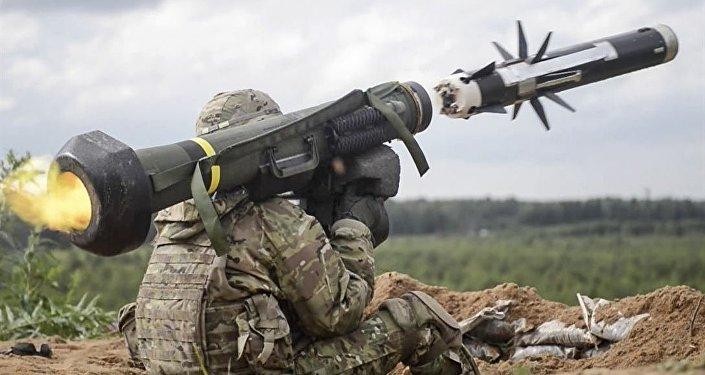 ABD Dışişleri Bakanlığı'ndan Gürcistan'a Javelin tanksavar füzelerin satışına onay