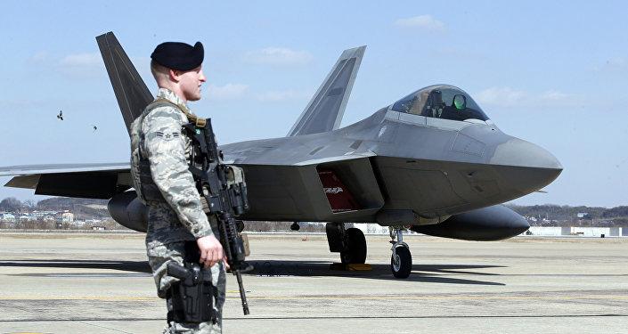 Geçen yılki F-22 kazasının olası nedeni belirlendi: Uçak yıkandıktan sonra düştü