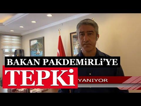 """Mehmet Oktay'dan Bakan Pakdemirli'ye tepki! """"Üzülerek şahit olduk"""""""