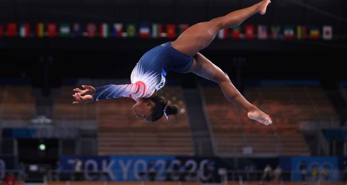 Olimpiyat finallerinin çoğunda yarışmayarak sporseverleri şoke eden Simone Biles: Beklenmedik şekilde teyzemi kaybettim