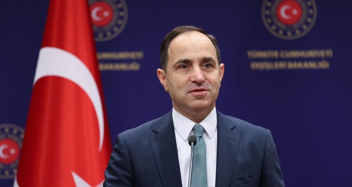 Türkiye Dışişleri: Türkiye olarak, ABD'nin sorumsuz ve ülkemize danışmadan aldığı kararı kabul etmiyoruz