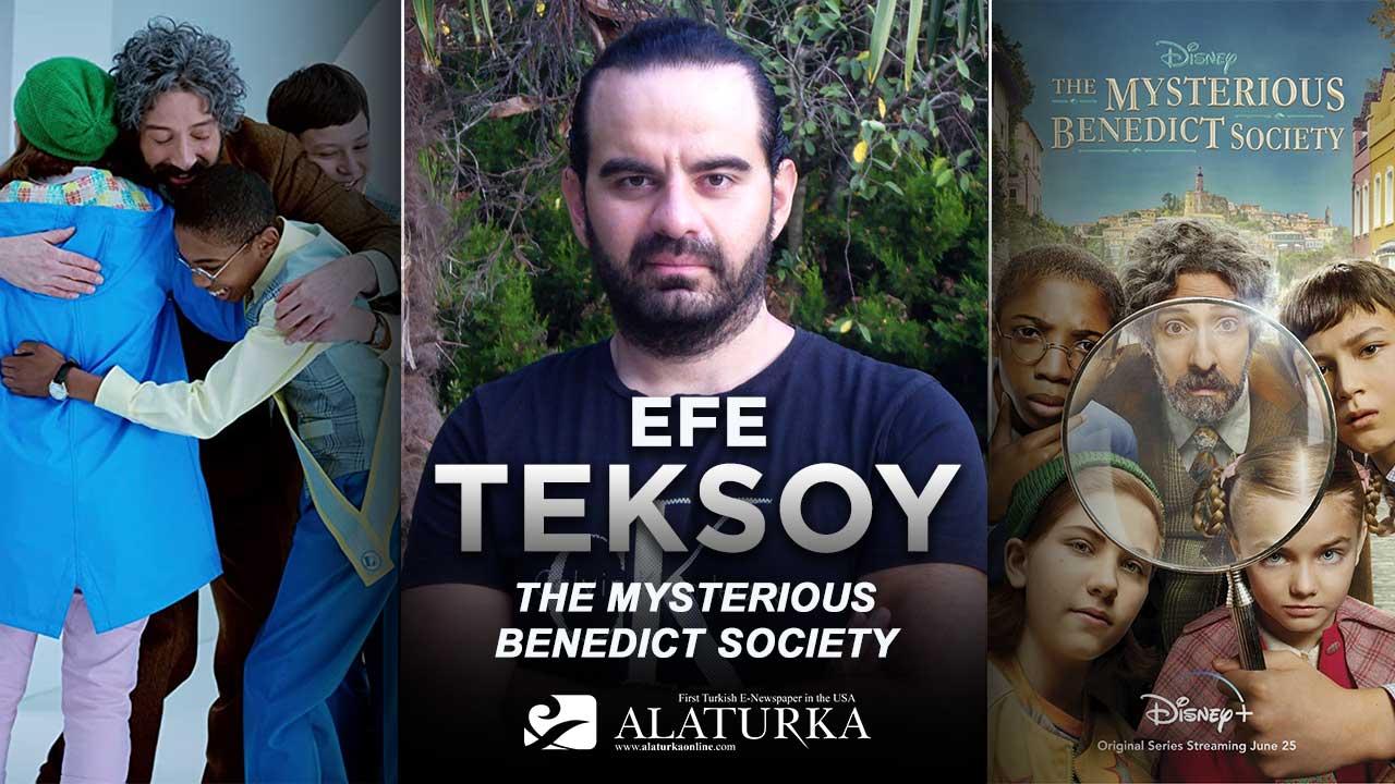 """Sinema Yazarı/Film Eleştirmeni Efe Teksoy yazdı, duygusal bir serüven ve macera dolu bir yapım """"Gizemli Benedict Derneği"""""""