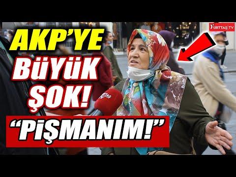 """AKP'ye kendi kalesinde büyük şok! """"Oy verdiğime pişmanım! Hakkımı helal etmiyorum!"""""""
