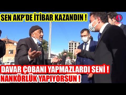 Ali Babacan'a Halk Ankara'da Sert Tepki Gösterdi ! Via: @Medya Ankara