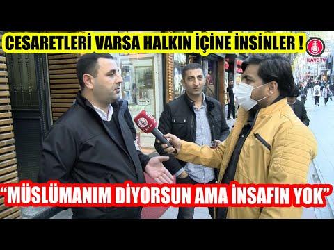 """ERDOĞAN'A ŞOK SÖZLER ! """"MÜSLÜMANIM DİYORSUN AMA İNSAFIN YOK""""   KARTAL"""