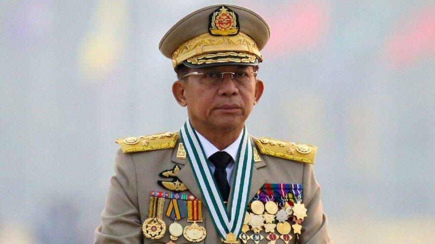 Myanmar'da darbeci General Hlaing ASEAN zirvesine katılamayacak