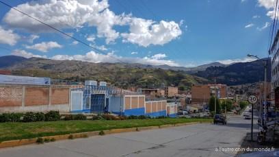 Rue de Huaraz