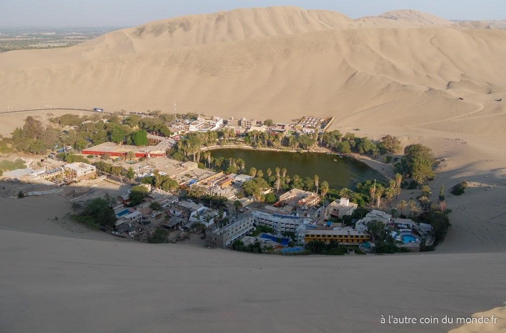 Huacachina – le Sahara du Pérou