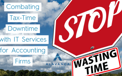 Combating Tax-time Downtime with IT Services for Accounting Firms