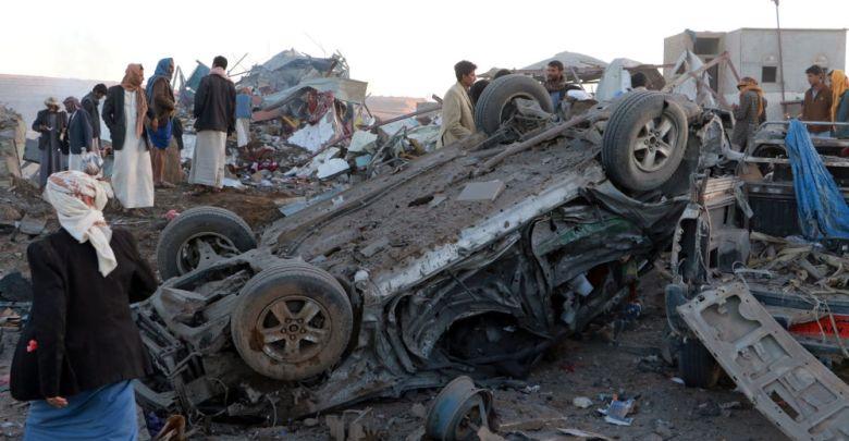 Photo of جماعة الحوثي تتهم فرنسا بتزويد التحالف العربي في اليمن بالسلاح