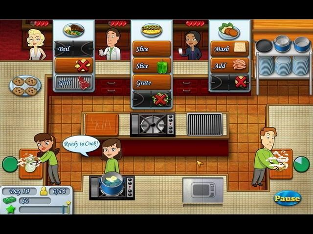 All about Kitchen Brigade Download the trial version for