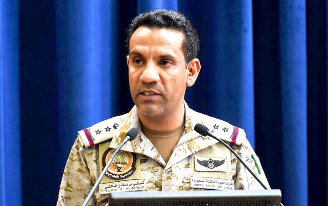 التحالف ينفذ عملية استهداف نوعية لمواقع المليشيا شمال الحديدة