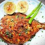 طريقة عمل سمك الزبيدي بالخلطة الهندية