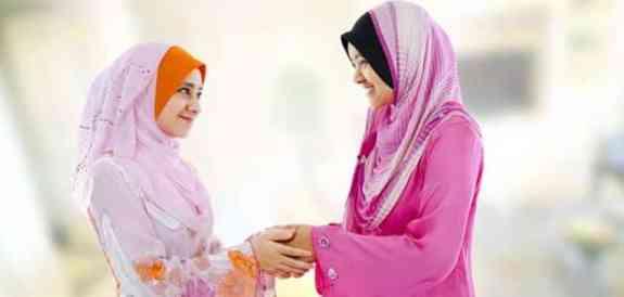 الحجاب للمرأة المسلمة يجعلها الجوهرة المكنونة