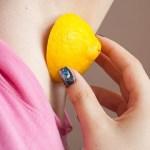 طريقة خلطة الليمون والجلسرين لتفتيح الاماكن الداكنة
