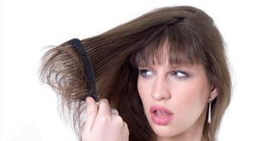 الشعر التالف .. واهم الوصفات الطبيعية لاستعادة جماله