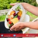 تقرير عن ظاهرة النفايات الغذائية وأسبابها