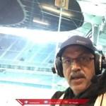 عميد المعلقين خالد حسن وحوار عن كأس العالم 2018