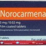 نوروكارمينا Norocarmenaحبوب لمنع الحمل تعرفي عليها