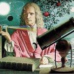 اسهامات نيوتن في الفيزياء .. بحث شامل