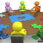 الهيكل التنظيمي لادارة الجودة الشاملة