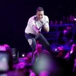 ألبوم كولدبلاي Coldplay الجديد يحتوي على أغنية باللغة العربية