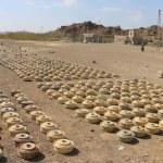 المملكة تدعو الأمم المتحدة لاتخاذ إجراءات بشأن الألغام الحوثية
