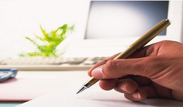 كتابة معروض طلب وظيفة بالمملكة