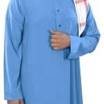 جدول مقاسات ثوب الدفة