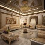 تصاميم فلل من الداخل عصرية وفخمة