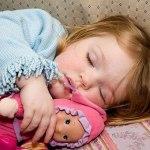 تفسير حلم ابنتي نائمة في المنام