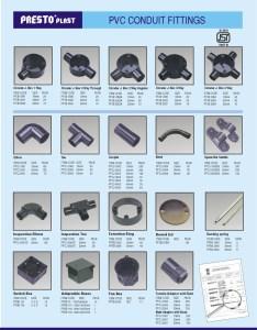 Pvc round conduits pvs conduit fittings also alaziz plastics pvt ltd custom plastic extrusion injection rh