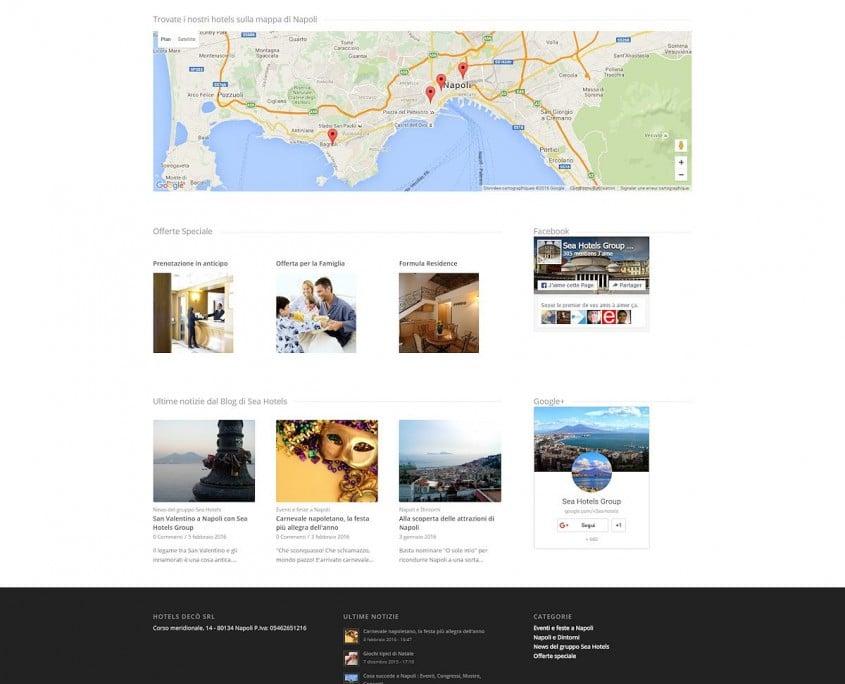 Portfolio : Sea Hotels, Naples (bas)