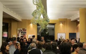 1º Salón Alba: Concurso de Pintura