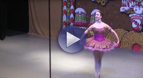 The Nutcracker by Alba Ballet