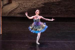 Alba Ballet Coppelia Solo