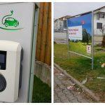 Stație de încărcare gratuită pentru mașini electrice in Alba Iulia